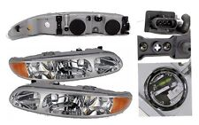 New Headlight PAIR FOR 2002 2003 2004 Newmar Kountry Star