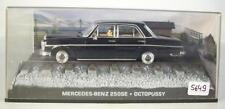 James Bond 007 Collection 1/43 Mercedes Benz 250 SE - Octopussy in O-Box #5649