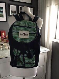 Hollister Backpack bag