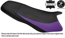 STYLE 2 BLACK & PURPLE CUSTOM FOR SEADOO GSX GS RFI 96-04 VINYL SEAT COVER STRAP