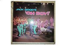 JACK GOOD'S 'OH BOY' * VINYL LP (1978) EMI NUTM 13 PLAYS GREAT CLIFF RICHARD ETC
