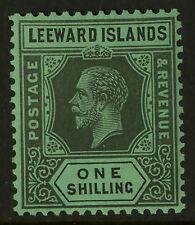 Leeward Islands  1921-32  Scott # 76a  Mint Never Hinged