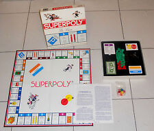SUPERPOLY DE LUXE – Falomir Giochi PERFETTO Monopoli Monopoly Finanza Deluxe