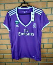 be330b64 Реал Мадрид женский Джерси L 2016 2017 выездная футболка AI5162 футбол  футбольный Адидас