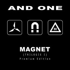 AND ONE Magnet (Trilogie I) (Premium Edition) - 6CD BOX