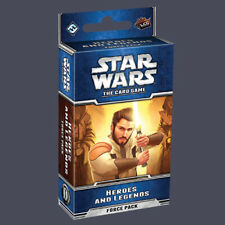 Star Wars The Card Game Heroes and Legends Force Pack New (Sealed)