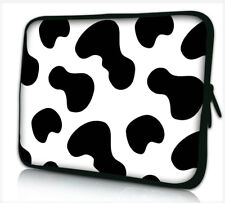 """17""""-17.3"""" LAPTOP SLEEVE CARRY CASE BAG FOR DELL HP TOSHIBA COMPAQ APPLE cow"""