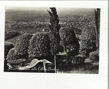 130699 vecchia cartolina di firenze dalla collina fiesolana