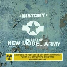 New Model Army History-The singles 85-91 [CD]
