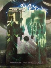Forest #306 Plastic Poly Deck/Card Divider - RAV Ravnica MTG Magic NM