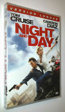 DVD NEUF NIGHT AND DAY - TOM CRUISE / CAMEON DIAZ - 2010