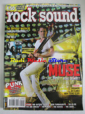 rivista ROCK SOUND 119/2008 +POSTER In Flames/Paramore Muse Ill Nino Kills No cd