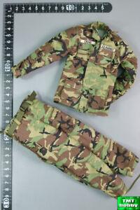 1:6 Scale DAM 78082 US Marine Corps SAW GUNNER Crews - Woodland Jacket & Pants