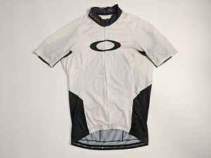 OAKLEY MENS CYCLING  JERSEY LARGE GOOD  CONDITION