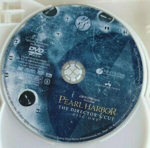 Pearl Harbor Special 4 Disc Edition DVD - The Directors Cut NTSC Region 1