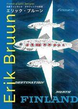 Erik Bruun : Finnish Graphic Designer (2015, Paperback)