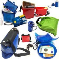 AUSWAHL Dry-Bag/Sack/Beutel Schwimm-Box wasserdicht Strand-Beach-BadeTasche/Safe