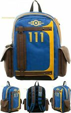 Officially Licensed Fallout Vault Tec Suit Up 111 Armored Backpack Free Ship