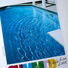 ED RUSCHA POOLS 2005 EXHIBITION LITHOGRAPH POSTER