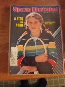 Tracy Austin Prodigy - Sports Illustrated - 3/22/1976  tennis