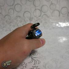 3 JET Lighter Cigar Burner Butane Gas Refillable Refill Cigarette Triple Flame A
