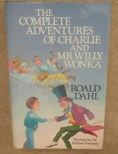 Roald Dahl - The Complete Adventures of Charlie & Mr Willy Wonka - Hardback Book