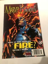Marvel Knights Magazine # 4, 2001