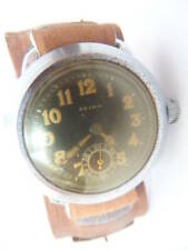 Imperial Japanese Army SEIKO Military Watch Manual Winding Analog Antique JAPAN