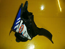 YAMAHA YZF 250 // AIRBOX ASSEMBLY // 2006 TO 2009 BREAKING ALL PARTS 2009