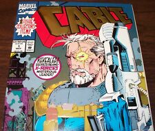 Cable #1 Foil Covered Collector's Issue from May 1993 in Fine condition DM