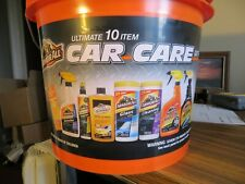 Armor All 10 piece car care products gift pack LOCAL PICK UP