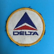 DELTA AIRLINES - Badge - Sow On Badge Original