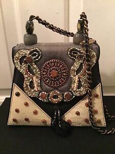 Mary Frances Beaded Handbag Purse