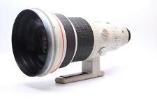Canon EF 400mm F2.8 II EF L USM Lens Pro Telephoto Prime Lens -BB 1275-