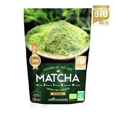 Thé vert matcha en poudre 50g Aromandise BIO