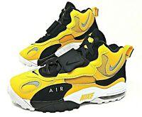 Nike Air Max Speed Turf Pittsburgh Steelers Gold/Black Men's Size 8.5 BV1165-700