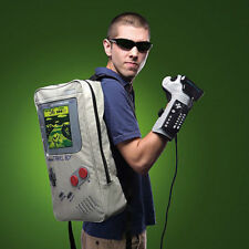 Retro NES Mens Travel Backpack Rucksack School Bag Gameboy Style Outdoor Sport