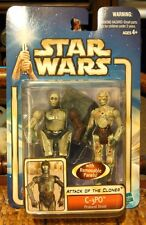 Star Wars Attack of the Clones C-3PO Protocol Droid with Removable Panels MOC