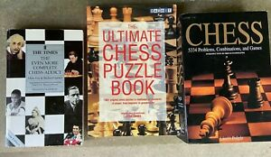Lot of Chess Books