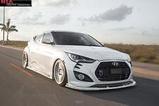 ABS Plastic Hyundai Veloster turbo & non /front chin splitter lipkit in primer.