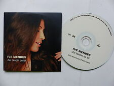 CD  single promo IVE MENDES J ai besoin de toi BECAUSE0061