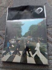 Beatles abby road fridge magnet