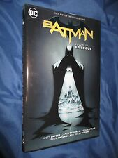 BATMAN Signed HB/HC/GN Art Book by GREG CAPULLO  ~Volume 10 EPILOGUE Riddler