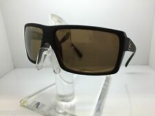 VON ZIPPER SNARK BKD SUNGLASSES BLACK/GOLD CHROME LENS