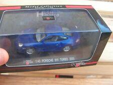 voiture   1/43   porsche 911 high speed      serie 15