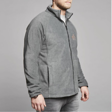 North 56 ° 4 Sport Giacca in Pile/scuro Grigio Melange - 4XL SRP £ 74.95