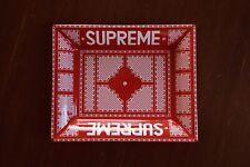 Supreme Ceramic Ashtray SS 2012 Hermes Motif