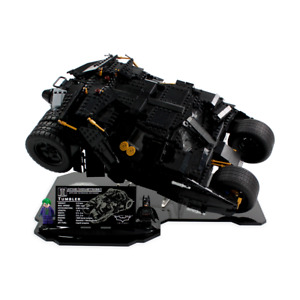 Display stand for LEGO DC: The Tumbler (76023)