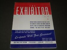 1943 FEBRUARY 3 THE EXHIBITOR MAGAZINE - TERRIFIC 21 - B 1019
