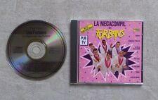 """CD AUDIO MUSIQUE / LES FORBANS """"LA MEGACOMPIL DES FORBANS"""" 17 TRACKS 1990 ROCK"""